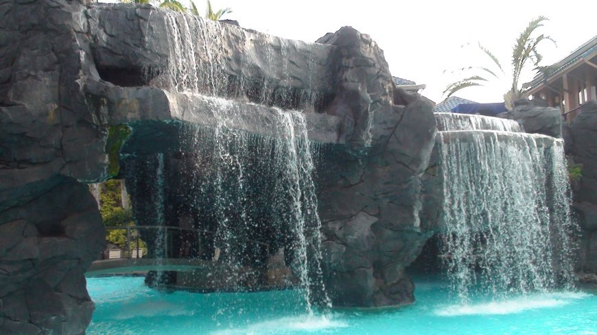 Pool Falls