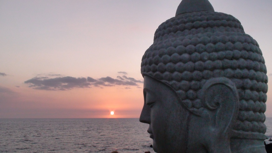 Budda Point Sunset