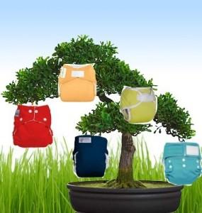 Diaper tree